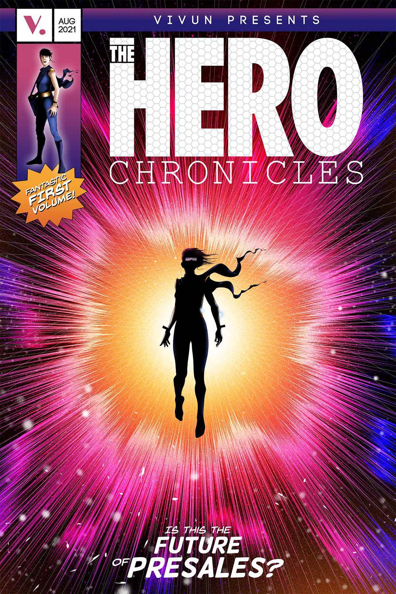 Hero Chronicles Vol. 1